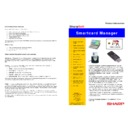 Sharp SHARPSOFT (serv.man10) Brochure