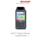 Sharp VENTA HANDHELD (serv.man5) Service Manual