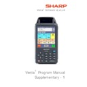 Sharp VENTA HANDHELD (serv.man6) Service Manual