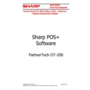 Sharp VENTA HANDHELD (serv.man9) User Guide / Operation Manual