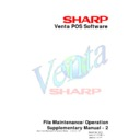 Sharp VENTA (serv.man6) Service Manual