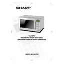 Sharp R-64 (serv.man7) User Guide / Operation Manual