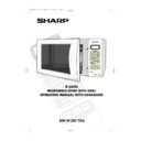 Sharp R-642M (serv.man2) User Guide / Operation Manual