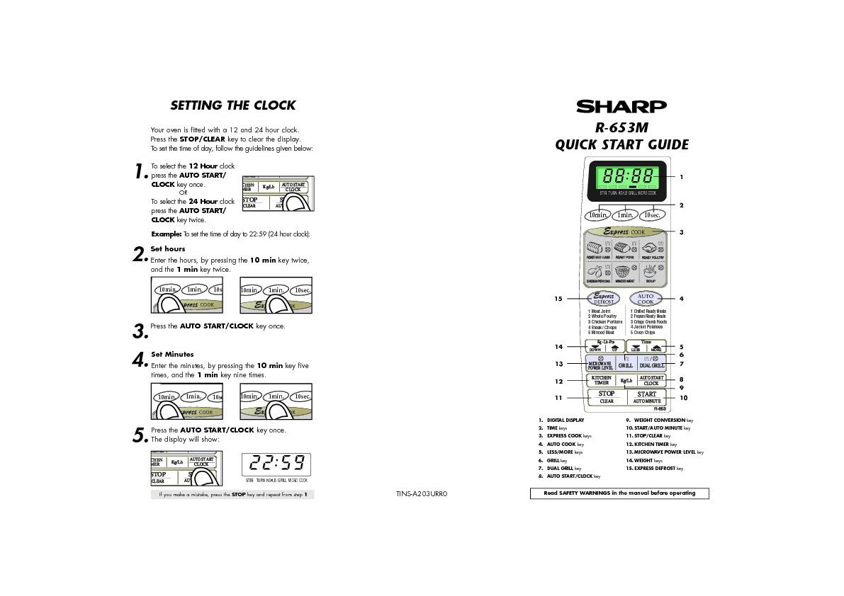 r-653 (serv.man6) user guide / operation manual