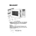Sharp R-761M (serv.man3) User Guide / Operation Manual
