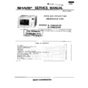 Sharp R-7A50M Service Manual