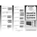 Sharp R-82STM (serv.man3) User Guide / Operation Manual