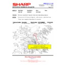 Sharp R-85STMA (serv.man17) Technical Bulletin
