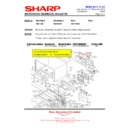 Sharp R-85STMA (serv.man19) Technical Bulletin