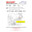 Sharp R-86STM (serv.man21) Technical Bulletin