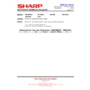 Sharp R-86STM (serv.man22) Technical Bulletin