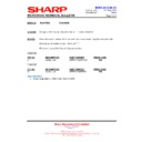 Sharp R-86STMA (serv.man24) Technical Bulletin