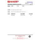 Sharp R-872M (serv.man17) Technical Bulletin