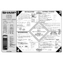 Sharp R-874 (serv.man8) User Guide / Operation Manual