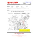 Sharp R-879W (serv.man18) Technical Bulletin