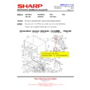 Sharp R-879W (serv.man20) Technical Bulletin