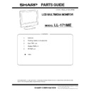 ll-171me (serv.man4) parts guide