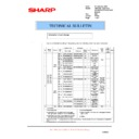 Sharp AL-1217 (serv.man40) Technical Bulletin