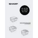Sharp AL-1217D (serv.man8) User Guide / Operation Manual