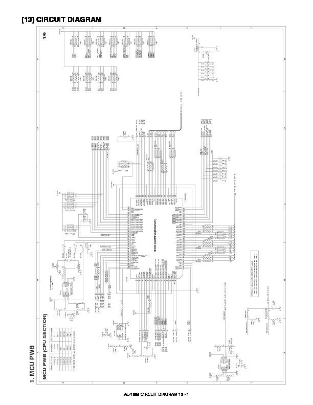 Sharp Al 1255 Serv Man14 Service Manual