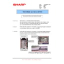 Sharp AL-1553 (serv.man15) Technical Bulletin