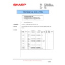 Sharp AL-1553 (serv.man19) Technical Bulletin