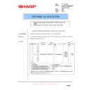 Sharp AL-1553 (serv.man25) Technical Bulletin