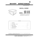 AR-121E (serv.man2) Service Manual