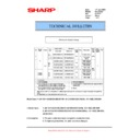 Sharp AR-200 (serv.man27) Technical Bulletin