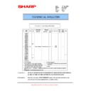 Sharp AR-200 (serv.man29) Technical Bulletin