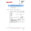 Sharp AR-200 (serv.man41) Technical Bulletin