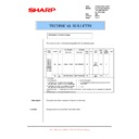 Sharp AR-200 (serv.man42) Technical Bulletin