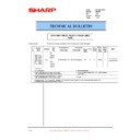 Sharp AR-200 (serv.man65) Technical Bulletin