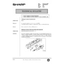 AR-285 (serv.man125) Technical Bulletin