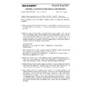 ar-285 (serv.man160) technical bulletin