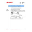 Sharp AR-285 (serv.man51) Technical Bulletin