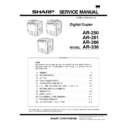 AR-336 (serv.man4) Service Manual