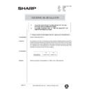 Sharp AR-405 (serv.man127) Technical Bulletin