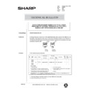 Sharp AR-405 (serv.man128) Technical Bulletin