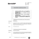 Sharp AR-405 (serv.man131) Technical Bulletin