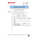 Sharp AR-405 (serv.man48) Technical Bulletin
