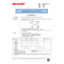 Sharp AR-405 (serv.man62) Technical Bulletin