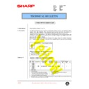 Sharp AR-405 (serv.man67) Technical Bulletin