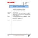 Sharp AR-405 (serv.man89) Technical Bulletin
