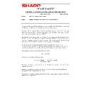 Sharp AR-5132 (serv.man113) Technical Bulletin