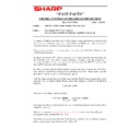 Sharp AR-5132 (serv.man115) Technical Bulletin