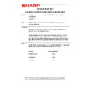 Sharp AR-5132 (serv.man116) Technical Bulletin