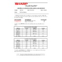 Sharp AR-5132 (serv.man117) Technical Bulletin