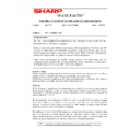 Sharp AR-5132 (serv.man118) Technical Bulletin