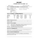 Sharp AR-5132 (serv.man137) Regulatory Data